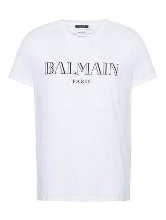 CAMISETA-T-SHIRT-BALMAIN-PARIS-WHITE