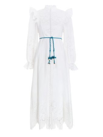 VESTIDO-CARNABY-SCALLOP-LONG-DRESS-IVORY