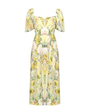 VESTIDO-LEIGH-FLORAL-MIDI-DRESS-BUTTERCREME