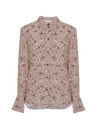 Camisa-de-Seda-Floral