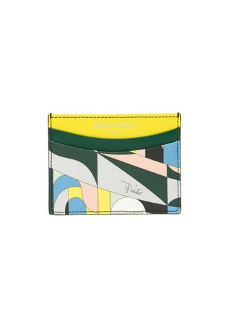 PORTA-CARTAO-CREDIT-CARD-HOLDER-VERDE-GIALLO