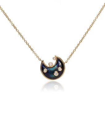 Colar-Blue-Moon-de-Ouro