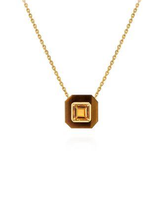 Colar-Frames-Citrino-de-Ouro