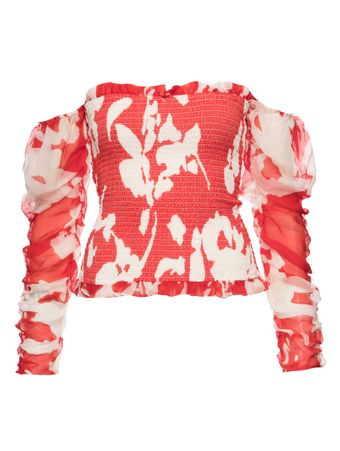 BLUSA-GEMMA-TOP-RED