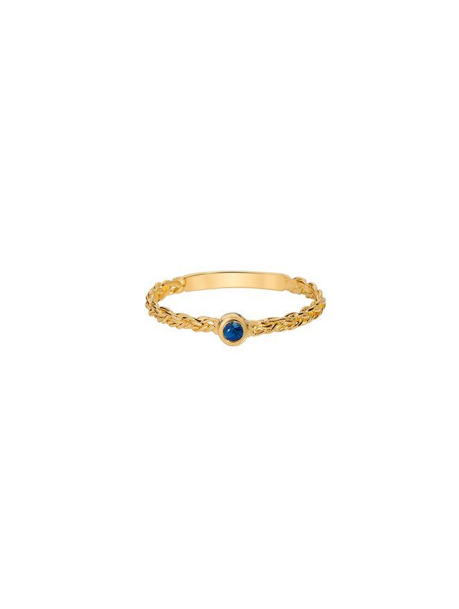 Anel-Buleria-Solitario-de-Ouro-com-Safira-Azul