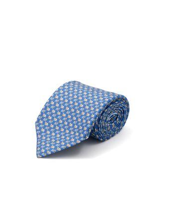 Gravata-Gloria-Azul