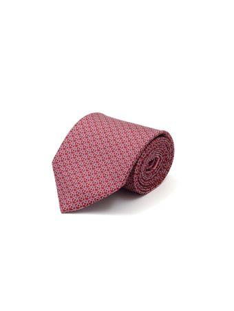Gravata-Intrecc-Vermelha
