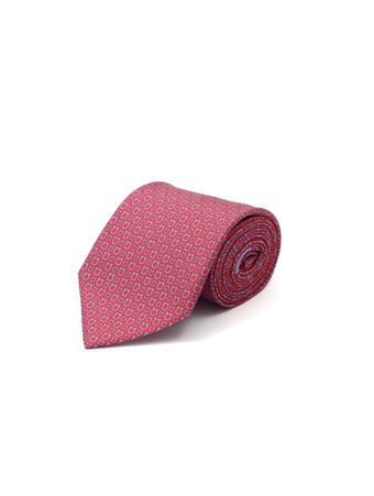 Gravata-Ivory-Vermelha