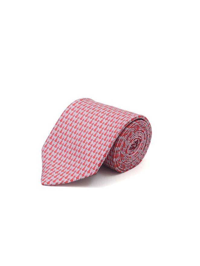 Gravata-Gemma-Vermelha