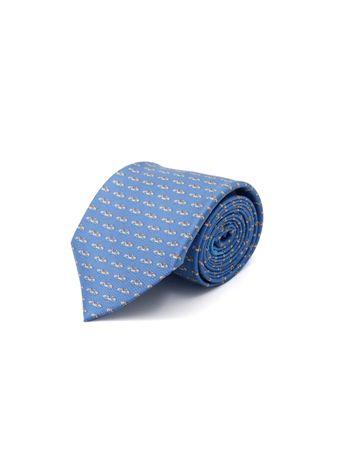 Gravata-Lotus-Azul