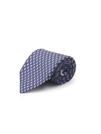 Gravata-Grecale-Azul