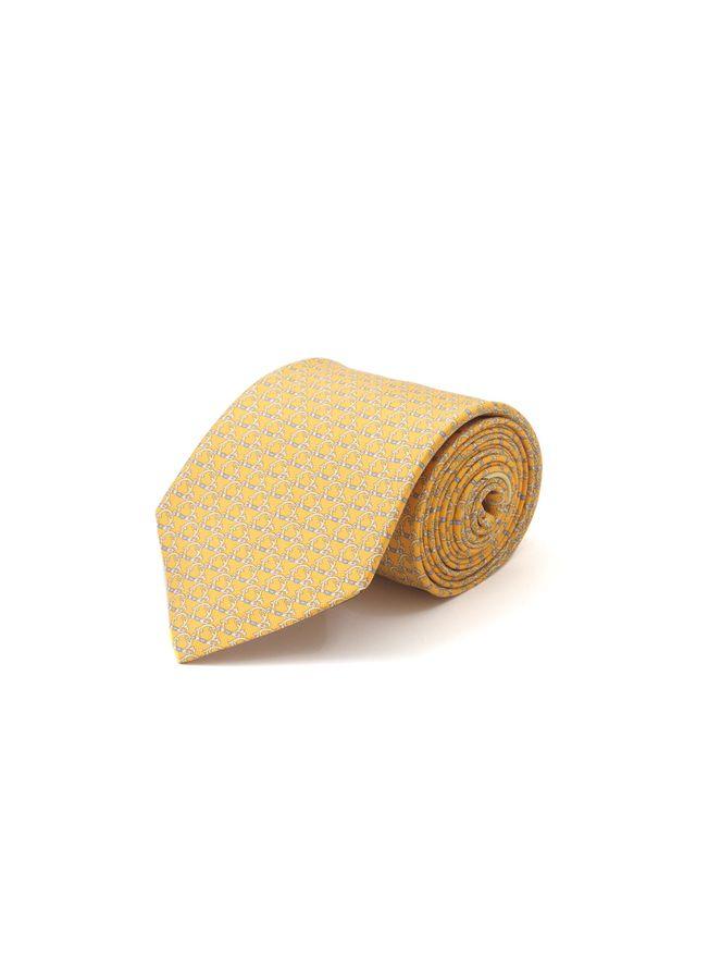 Gravata-Mito-Amarela