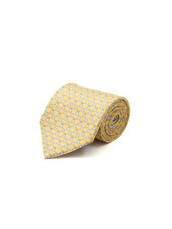 Gravata-George-Amarela