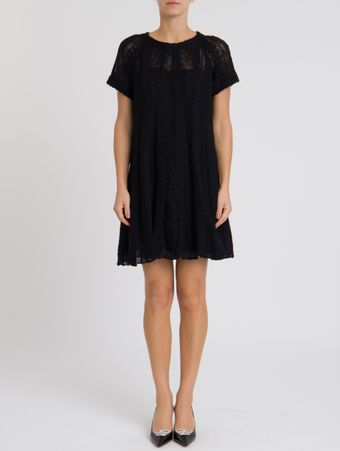 Vestido-Trico-Preto