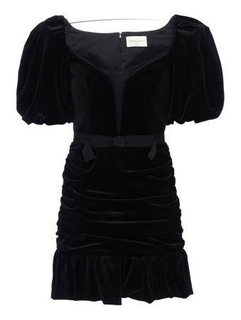 VESTIDO-CURTO-WOVEN-WOMAN-BLACK-DRESS-BLACK